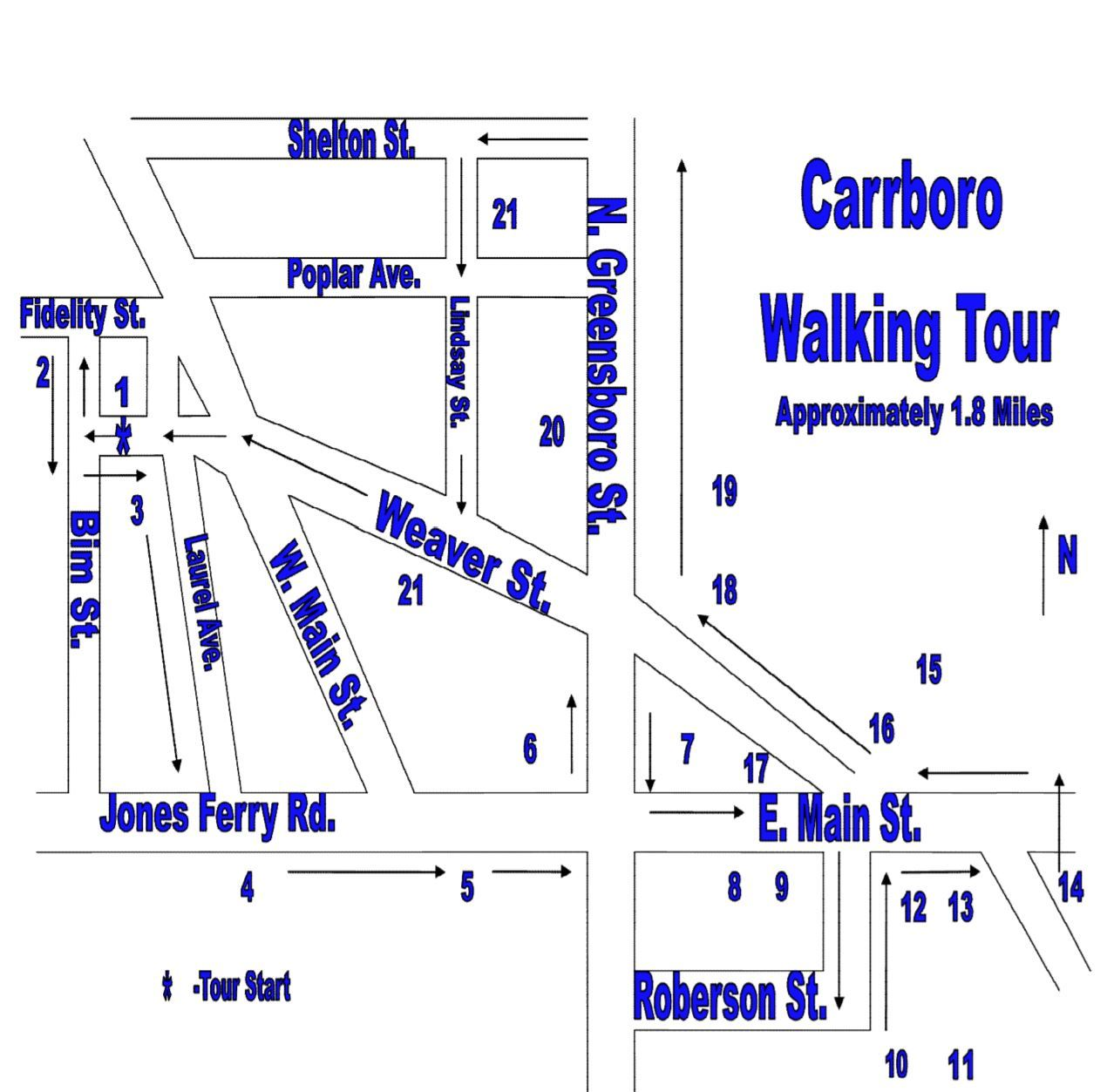 Walking Tour