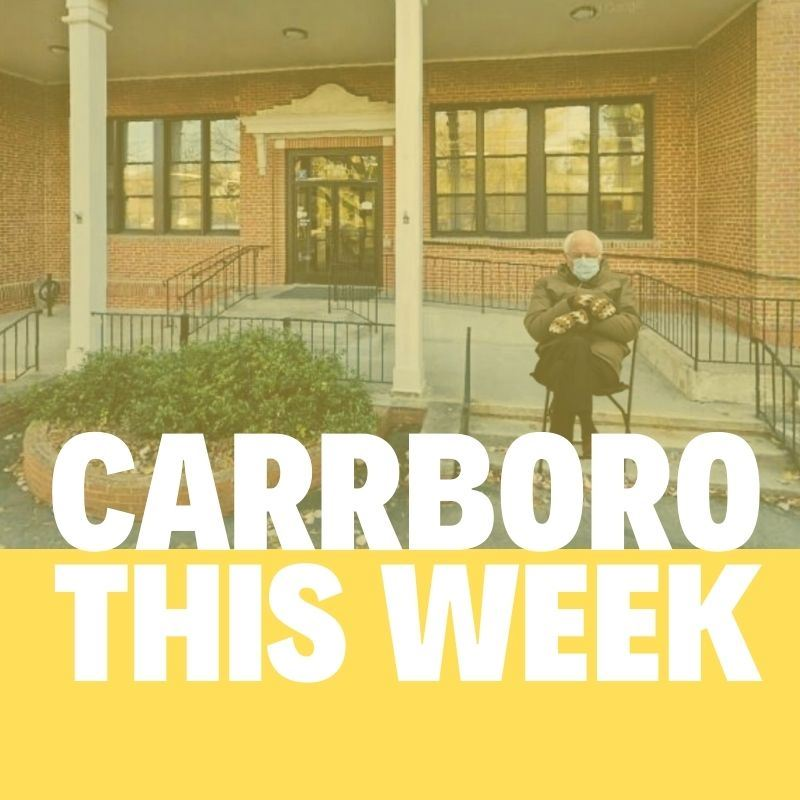 Carrboro This Week Jan. 21